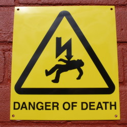 electrical danger