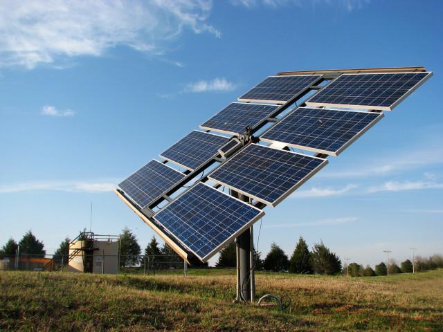 Bulgaria solar panel