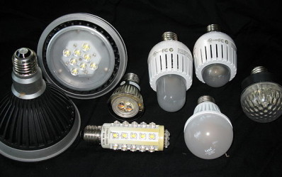 They may look a bit weird, but LED bulbs are more efficient and versatile than ever. Best of all, they're now affordably within reach. Photo by Geoffrey.landis at en.wikipedia