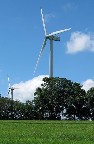 Turbines don't affect the price of nearby homes